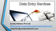#Sunita Network Pvt Ltd || Data Entry Project || Data Entry Service