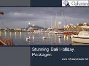 Bali Holiday Packages_Odyssey