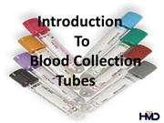 Blood collection tube