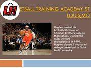 Training with Private Basketball Coaches in Missouri - Larry Hughes