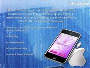 iPhone Outsourcing, iPhone Development