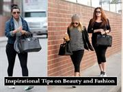 Tips on Beauty and Fashion