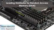 Leading SDRAM, DDR Series, DDR4 (RAM) Memory Suppliers & Exporters