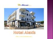 Book  Hotels in Crete Chania