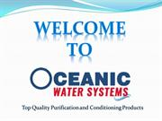 Ultra Pure Water Filtration Company| Oceanic Water Systems,