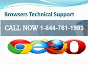 Support for Browser