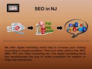 Digital Marketing Service Agency New Jersey