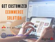 Get Customized Ecommerce Solution in Delhi