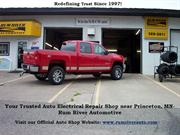 Auto Electrical Repair Shop near Princeton MN  - Rum River Automotive