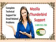 How can we Export Outlook to Mozilla Thunderbird