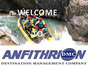 Events by Anfithrion – the best corporate events organizer are one of