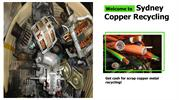 Scrap Metal Collection | Sydney Copper Recycling