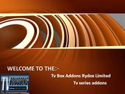 Tv series addons