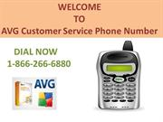 Tech Support AVG Antivirus Tech Support Phone Number 1-866-266-6880