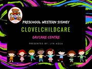 What Does a Right Preschool Western Sydney Do for Your Child?