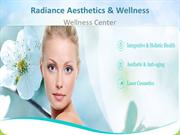 Radiance Aesthetics _ Wellness