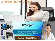 USA -FREE- HP Printer Technical Support Number 1800 870 7412 update de