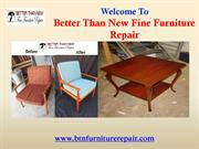furniture refinishing service in Surprise