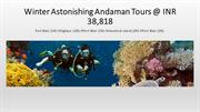 Book Winter Astonishing Andaman Tours with SOTC Holidays