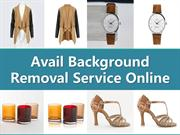 Avail Background Removal Service Online