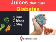 Stay Healthy! - Cure Diabetes with these Juices - BookMyScans