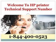 Call Hp Printer Technical support 1-844-400-0523 For Instant Support