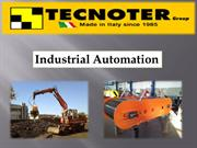 Industrial Automation | Tecnoter Group
