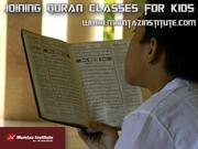 Joining Quran Classes for Kids