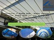 Roofing Shed Contractors &  Residential Roofing Services