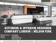 Kitchen Company North London - Wilson Fink
