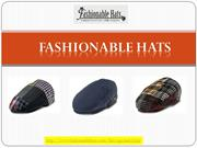 Fashionable Flat Caps for Men