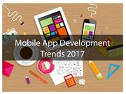 Mobile APP Trends 2017
