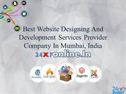 Best Website Designing And Development Services In Mumbai