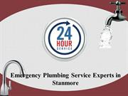 Emergency Plumbing Service Experts in Stanmore
