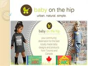 Organic Baby Products In Toronto