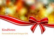 First Anniversary Gift Ideas - Kindnotes
