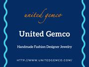 Unique Handmade Designer Jewelry | United Gemco