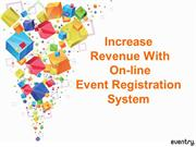 Generated Revenue from Event Registration System.