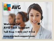 AVG Phone Number Support USA 18002479134 Toll Free Tech Support