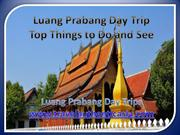 Luang Prabang Day Trip Top Things to Do and See