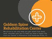 Auto Accident Personal Injury | Goldson Spine Rehabilitation Center
