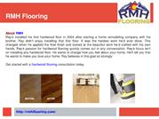 Hardwood and Oak, Laminate Flooring installation, Contractor at Westmi