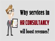 HR consultancy will boost revenues
