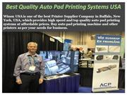Best Quality Auto Pad Printing Systems USA