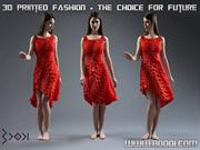3d Printed Fashion - The Choice For Future