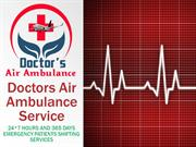 Emergency Rescue Air Ambulance Service in Indore