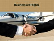 Business Jet FLights