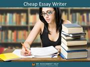 Cheap Essay Writer in UK, USA & Australia
