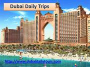 Dubai Tours and Travel Holiday Packages