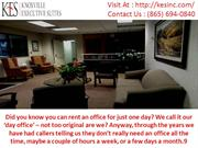 Office Space Lease in Knoxville | KesINC